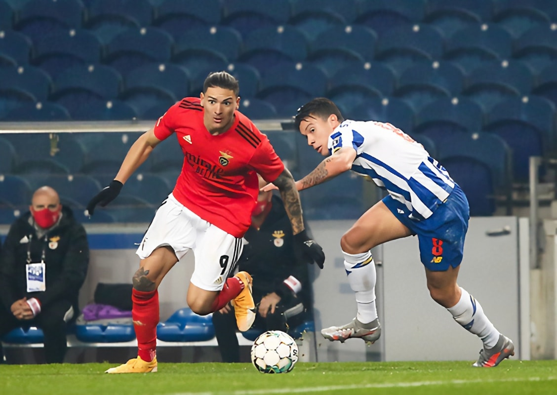 Brighton linked with highly-rated Uruguayan forward