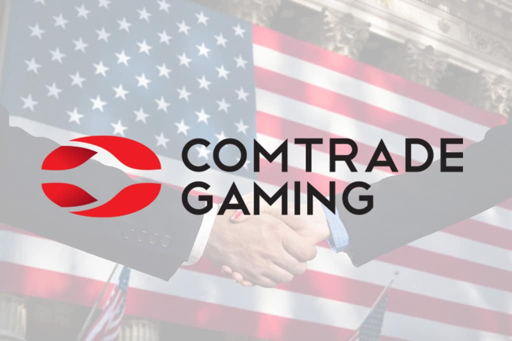 Comtrade Gaming announces first US deal