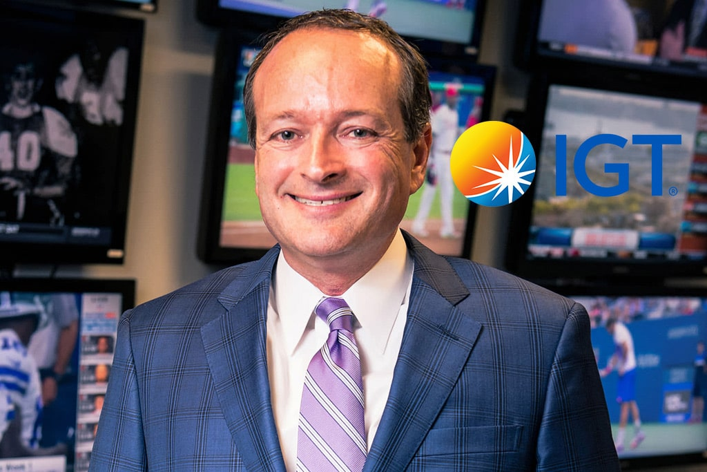 IGT appoint Joe Asher as President of Sports Betting